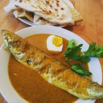 Sardine in coconut curry