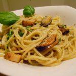 Spaghetti con Frutti di Mare (Spaghetti with assorted seafood)