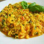 Vegetarian Khichdi (Indian Paella)