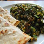 Bhindi fry (Dry Okra)